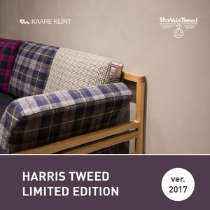 2017.ver HARRIS TWEED LIMITED EDITION