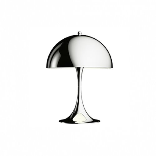 Louis poulsen Panthella Mini Table - Chrome